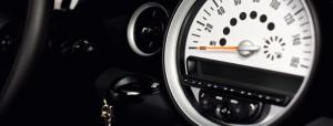 sportscar speedometer