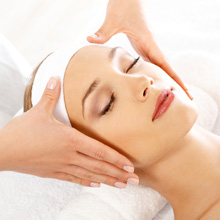 coba facial waxing skincare treatments