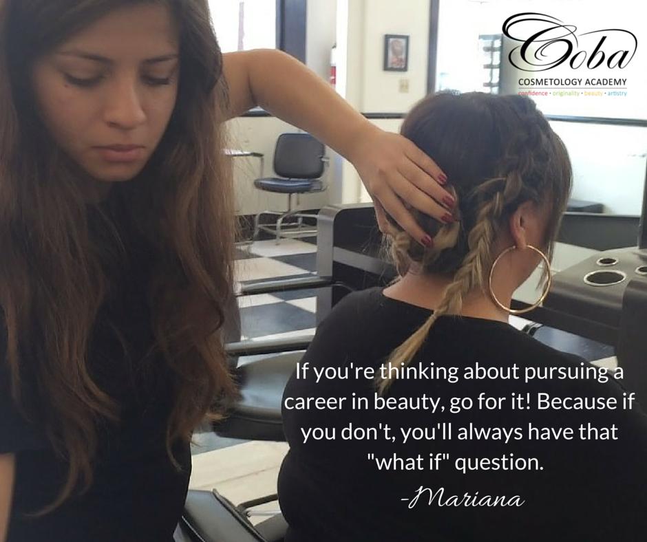 Student quote - Mariana