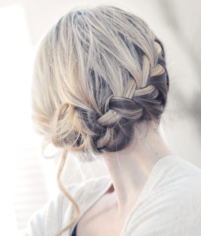 The Romantic Updo